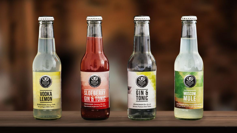 Bottled Drinks – schon gekostet?