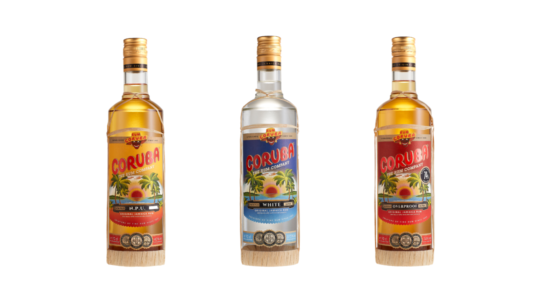 Neues Erscheinungsbild für Coruba Rum