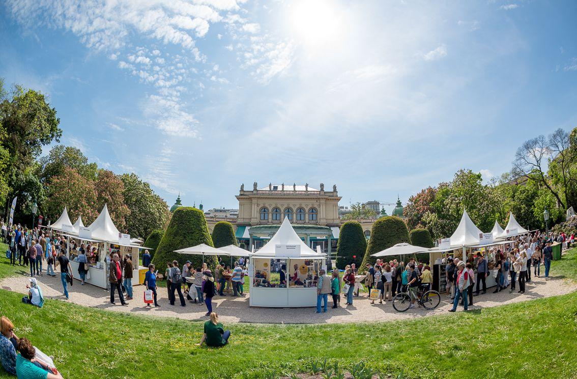 Genuss-Festival im Wiener Stadtpark